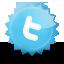 F�lj oss p� Twitter