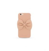 Nude Bow Case iPhone 6/6S