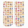 Emoji Ankle Socks
