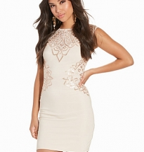 Flat Sequin Bodycon