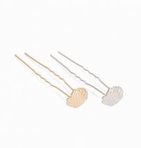 2-Pack Shell Hairpins