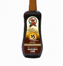SPF 15 Spray Gel W/Bronzer 237ml