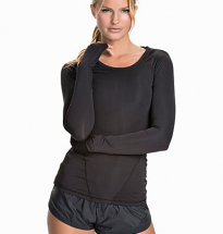 YASCARLY LS TOP - SPORT