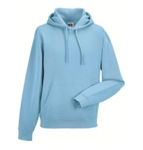 Russell - Authentic Hooded Sweat Skyblue