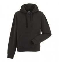 Russell - Authentic Hooded Sweat Black