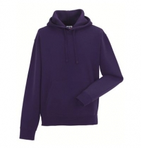 Russell - Authentic Hooded Sweat Lilac