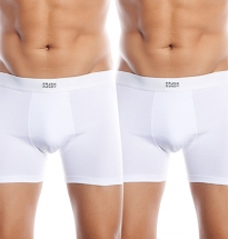 Frank Dandy - 2-pack Legend Cotton Boxer White