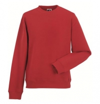 Russell - Authentic Sweat Red