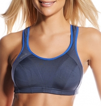 Shock Absorber - Active Multi Sports Support Bra Dust Blue