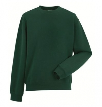 Russell - Authentic Sweat Darkgreen