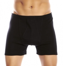 JBS - Basic Fly Boxer Black
