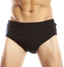 JBS - Basic Fly Brief Black
