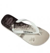 Havaianas - Hype White Pattern