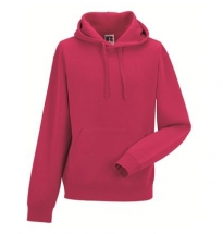 Russell - Authentic Hooded Sweat Pink