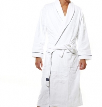 Newport - Maidstone Bathrobe White