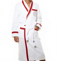 Newport - Wingfield Tennis Robe Red