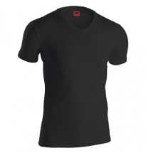JBS - Basic 13720 T-shirt V-neck Black