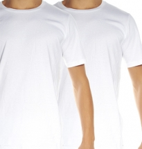 Tommy Hilfiger - 2-pack Crew T-shirt White