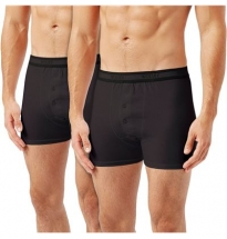 Wolsey - Boxer Brief Black